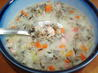 Cream of Wild Rice Soup. Recipe by ~Nimz~