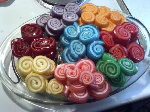 Jello Pinwheels. Photo by Illicit_muse