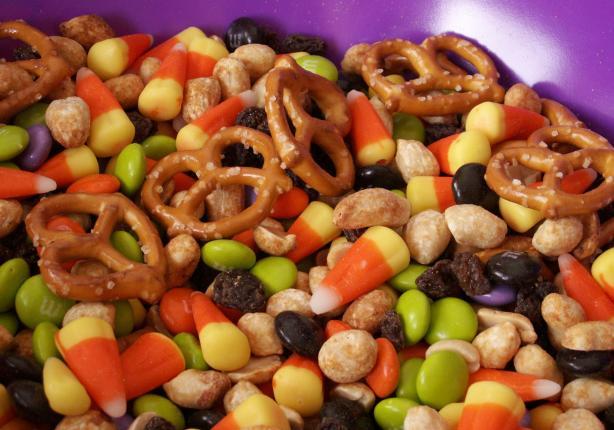 Popular Halloween candies