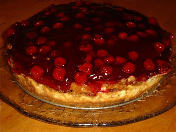 Double Cherry Cheesecake. Photo by *Pixie*