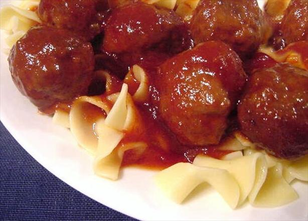 BBQ Meatballs. Photo by Marg (CaymanDesigns)