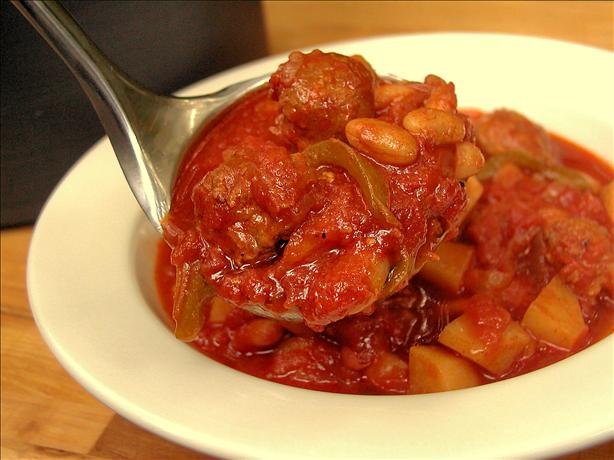 Chorizo Stew. Photo by GaylaJ