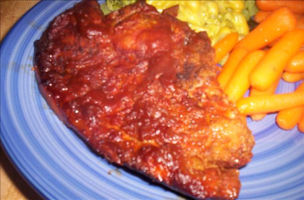 Crock Pot Chili Pork Chops.....a Must Try!. Photo by Chef shapeweaver ©