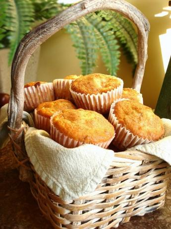 Cream Cheese Apple Muffins. Photo by Marg (CaymanDesigns)