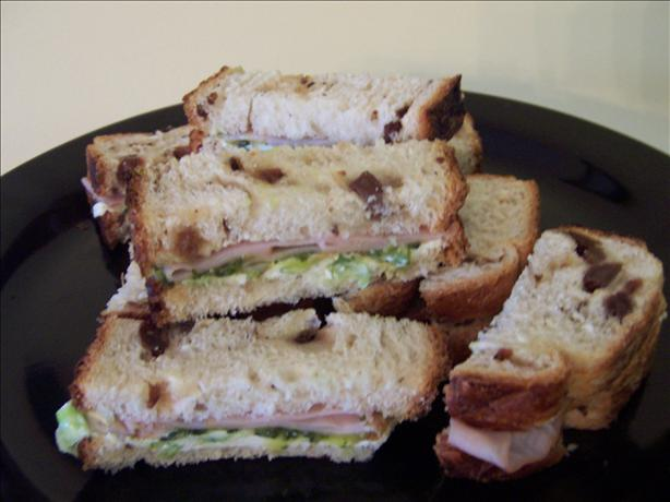 Turkey Tea Sandwiches. Photo by Miss ~V~