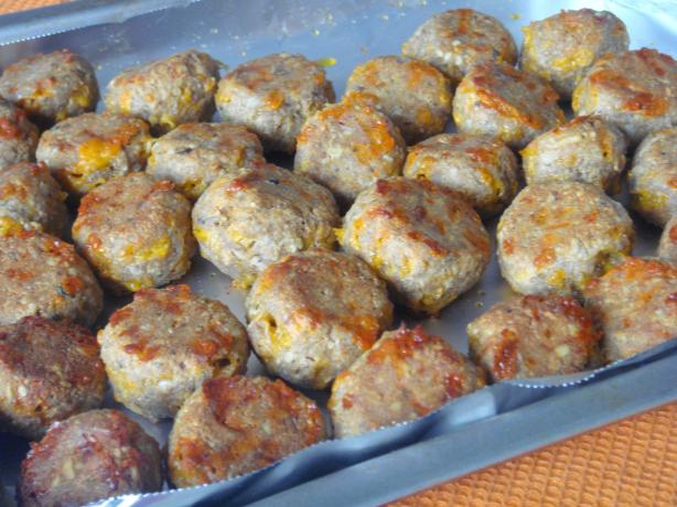 Vegetarian &quot;meatballs&quot;. Photo by Lori Mama