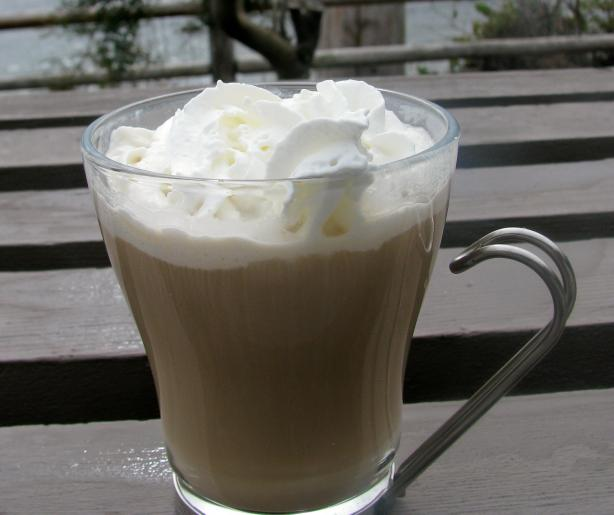Nutty Irishman Coffee. Photo by lazyme
