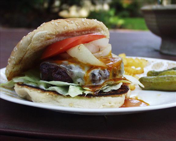 Brew Burgers. Photo by Marsha D.