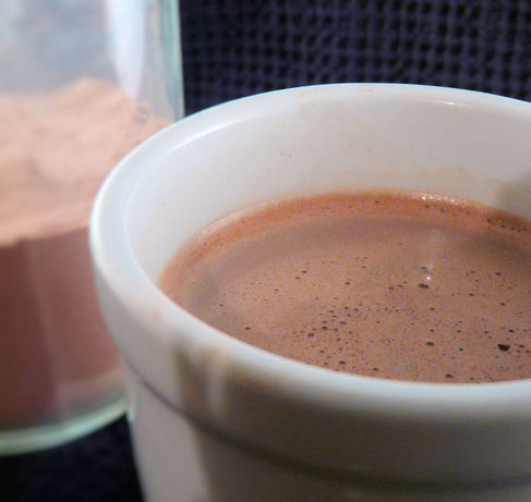 Whole Foods Hot Chocolate Mix (with 3 Options). Photo by PaulaG