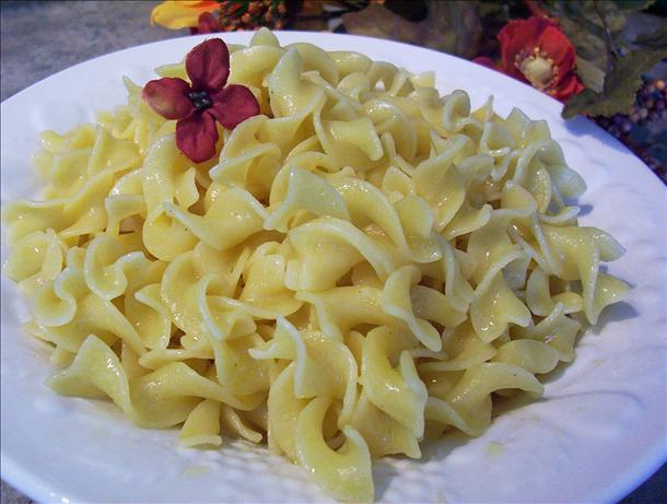 Buttered Egg Noodles (Best Ever). Photo by * Pamela *