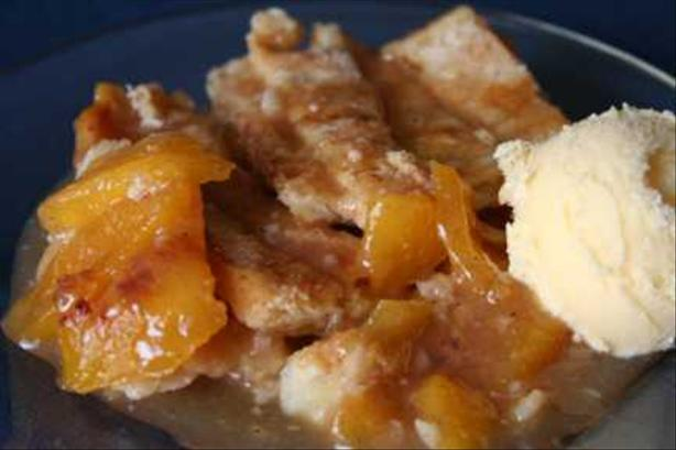 City Market Peach Cobbler. Photo by ~Nimz~