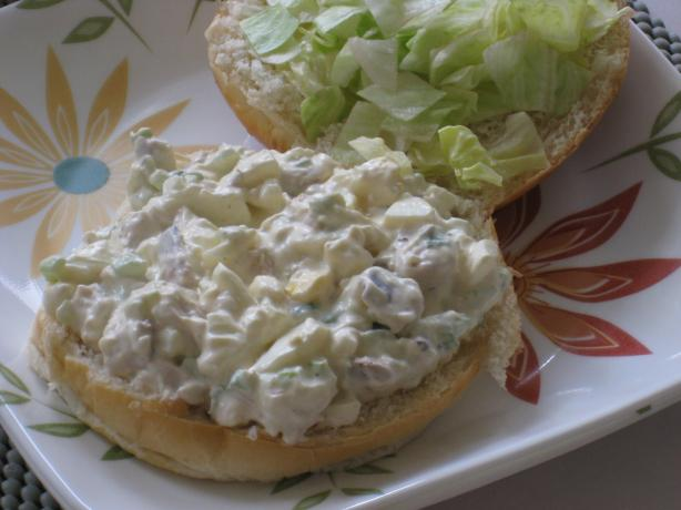 Chicken Egg Salad. Photo by FrenchBunny