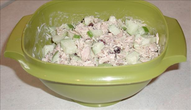 Easy & Yummy Chicken Salad Sandwiches. Photo by Lennie