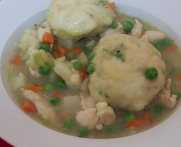 30 Minute Chicken and Dumplings. Photo by piratebunny