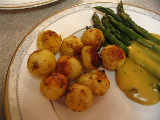 Dannygirl&#39;s Parisienne Potatoes. Photo by Dannygirl
