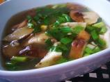 Miso Mushroom Soup