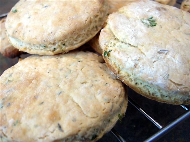 British Herb Scones (Biscuits). Photo by Derf