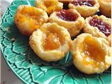 Sweet & Savoury Cheese Cookies