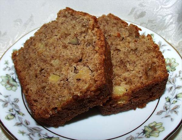 Aloha Hawaiian Banana Bread. Photo by twissis