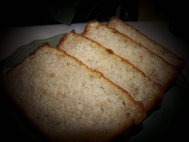 Moist Banana Bread. Photo by Baby Kato