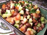 Black Bean/Cucumber Salad