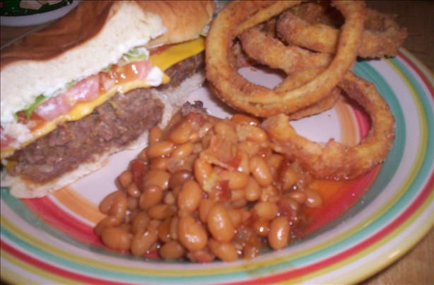 Baked Beans Southern Style. Photo by Chef shapeweaver ©
