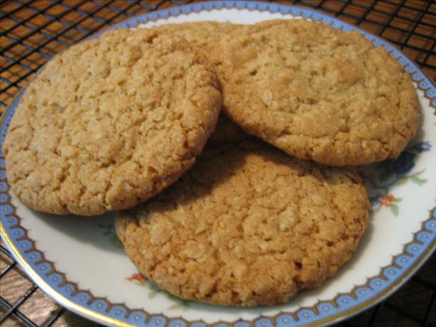 Dad's Oatmeal Cookies. Photo by sadielady