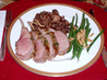Rack of Lamb Persillade