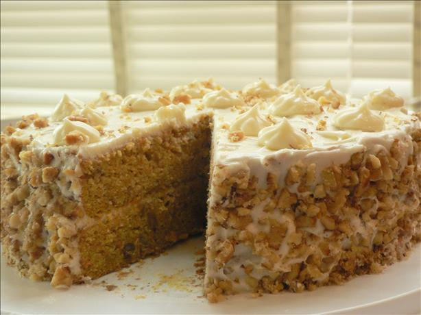 Gigi's Carrot Cake by Emeril Lagasse. Photo by CookieChef