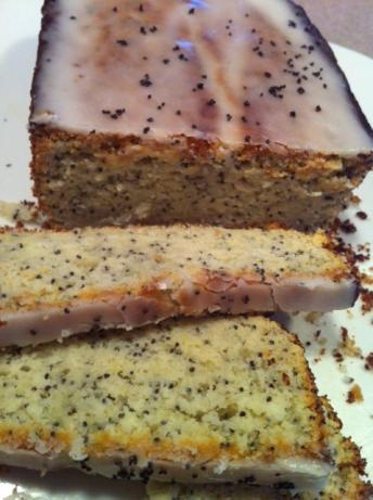 German Lemon Poppy Seed Cake. Photo by FoodieNicole