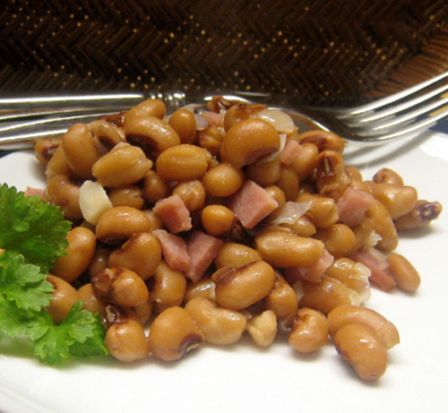 Southern Black-Eyed Peas. Photo by Caroline Cooks