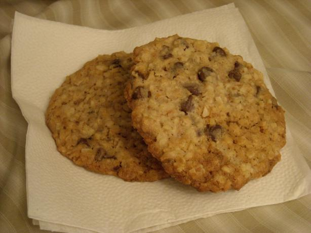 Toasted Coconut Chocolate Chip Cookies. Photo by mums the word