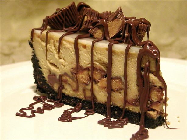 Ruggles Reese&#39;s Peanut Butter Cup Cheesecake. Photo by GaylaJ
