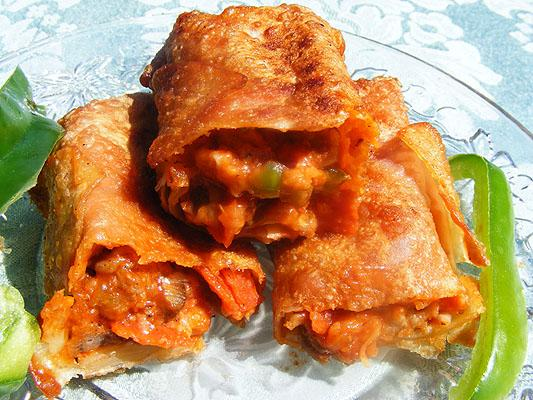 Amazing Homemade Pizza Rolls!. Photo by Lavender Lynn