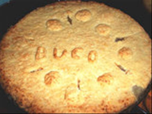Buco (young Coconut) Pie. Photo by V'nut-Beyond Redemption