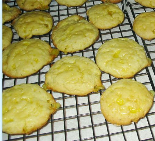 Lemon Drop Candy Cookies. Photo by Caroline Cooks