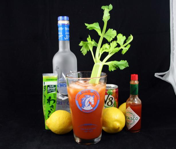 Green Lake Bloody Mary. Photo by **Tinkerbell**