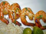 Sweet and Spicy Shrimp Kabobs