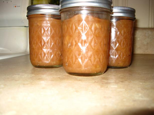 Spiced Pear Jam. Photo by gooseygrl