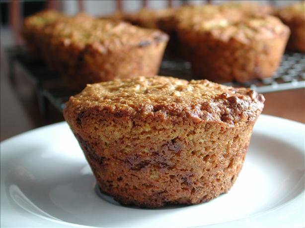 Orange Date  Muffins (Or Chocolate Chip). Photo by Chef floWer