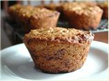 Orange Date  Muffins (Or Chocolate Chip)