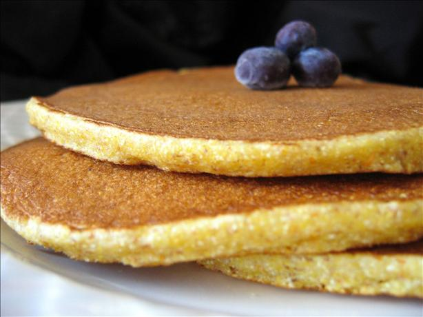 Cornmeal Pancakes. Photo by LUv 2 BaKE
