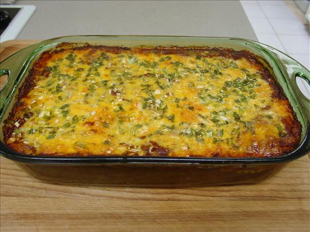 Beef & Cheese Enchiladas. Photo by Chef Stevo