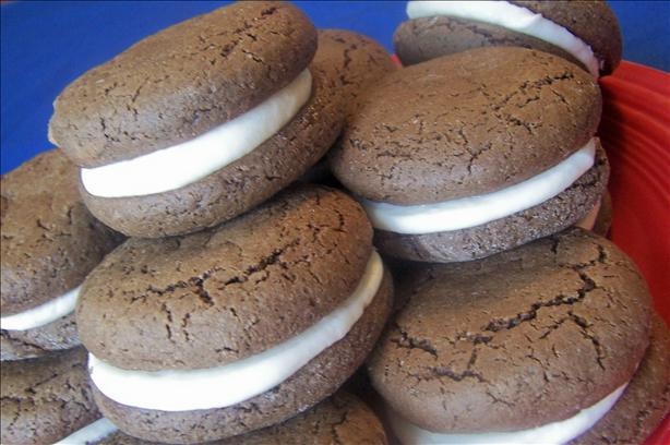 Chocolate Whoopie Pies. Photo by *Parsley*