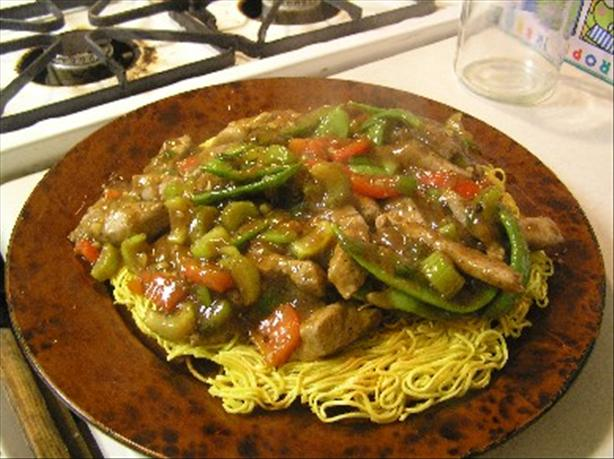 Cantonese Chow Mein. Photo by Chef #256131