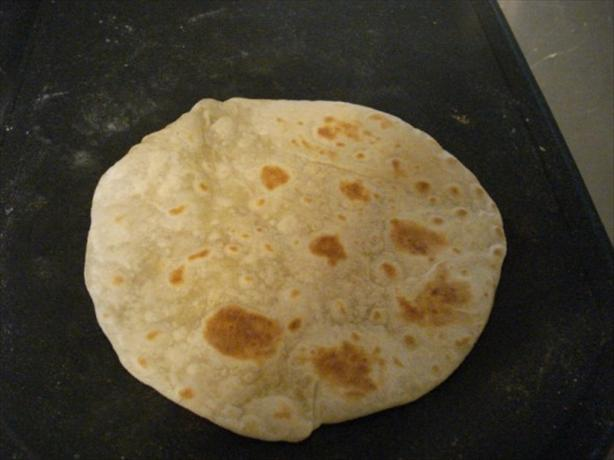 Flour Tortillas. Photo by Kim D.
