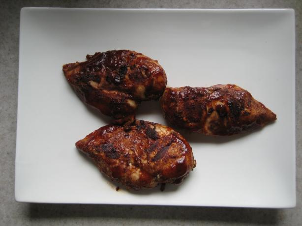 Sweet BBQ Pressure Cooker/ Grilled Chicken. Photo by Brian Petry