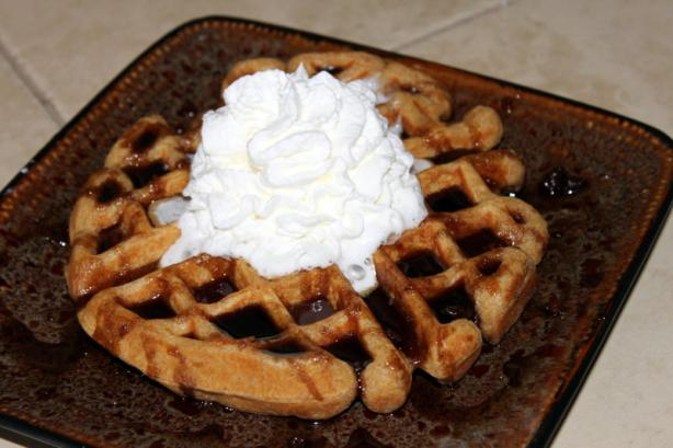 Sweet Potato Waffles. Photo by Lil cuties chef