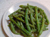 Green Beans With Citrus Mustard