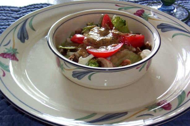 Kittencal's Creamy Italian Salad Dressing. Photo by WiGal